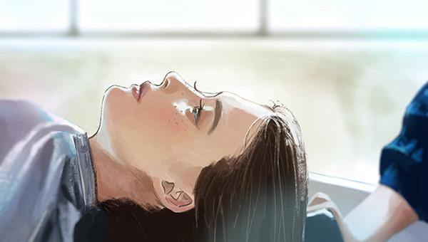 ミルボン|Find your beauty MAGAZINE「鋏と笑顔」篇