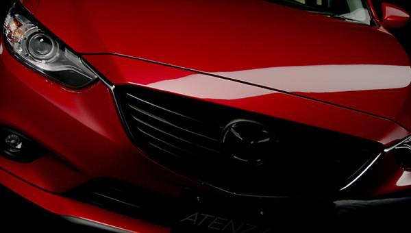 Mazda|atenzaweb  「オープニングムービー」篇