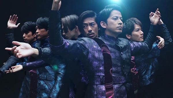 avex entertainment V6「刹那的Night」MV