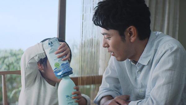 花王|メリットTVCM「9月いいことたくさん」篇